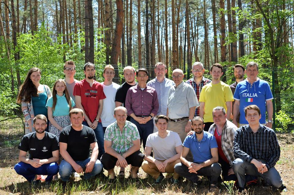 ERSU Session Spring 2017 Dr Ju Group Photo